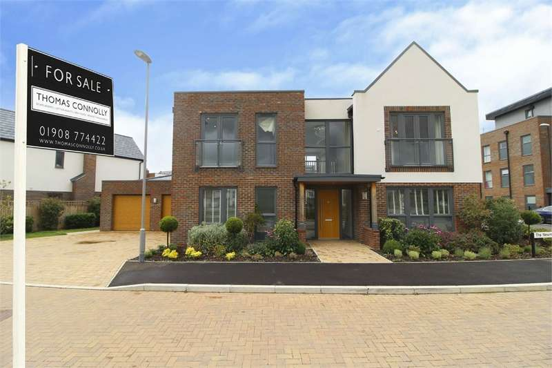 4 Bedrooms Detached House for sale in The Newmanry, Oakgrove, MILTON KEYNES, Buckinghamshire