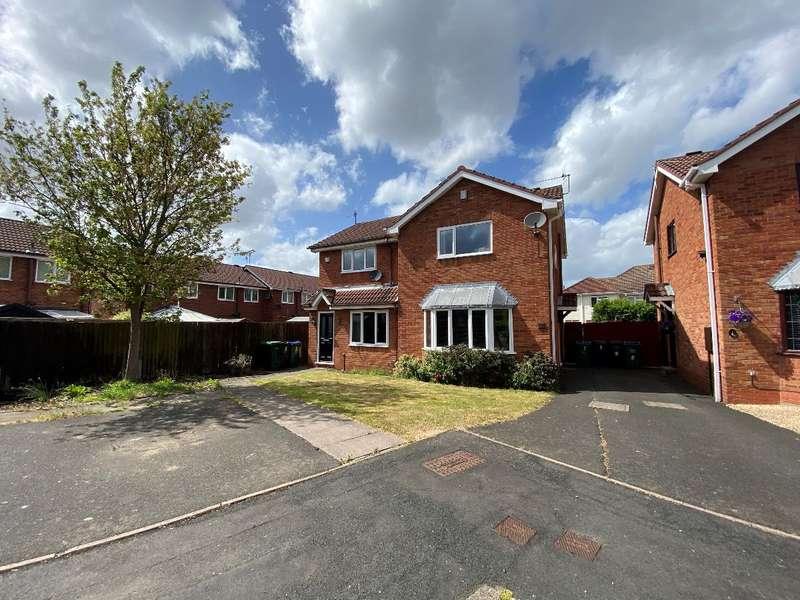 2 Bedrooms Semi Detached House for sale in Willetts Way, Cradley Heath