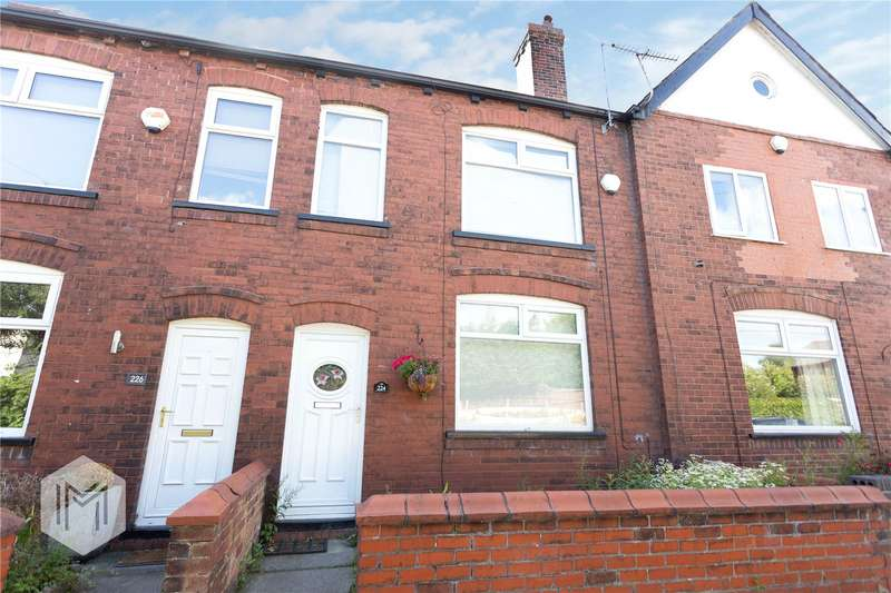 2 Bedrooms End Of Terrace House for sale in Tempest Road, Lostock, Bolton, BL6
