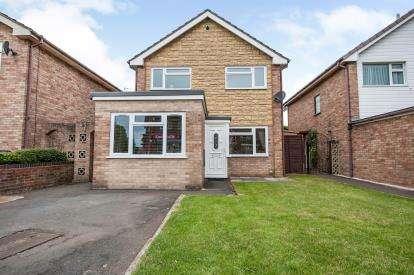 3 Bedrooms Detached House for sale in Askwith Road, Saintbridge, Gloucester, Gloucestershire