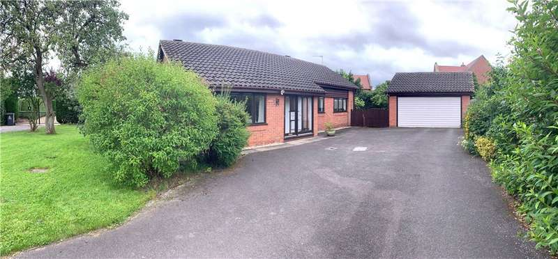 3 Bedrooms Detached Bungalow for sale in The Beeches, Smalley, Ilkeston, Derbyshire, DE7