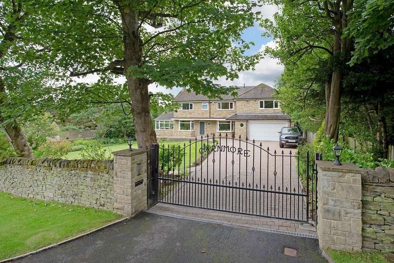 5 Bedrooms Detached House for sale in Stubbings Road, Baildon