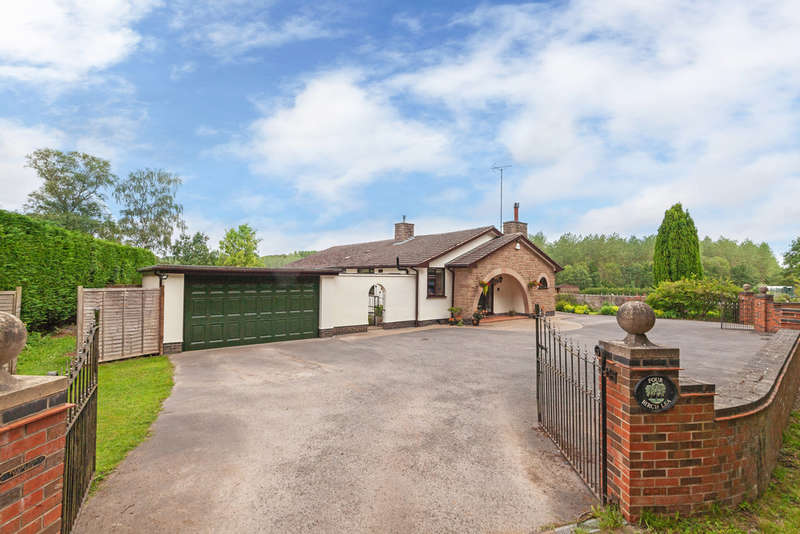 4 Bedrooms Detached Bungalow for sale in Birch Lea, East Leake