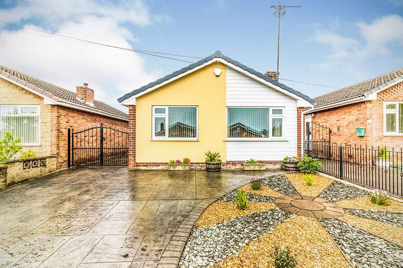 2 Bedrooms Detached Bungalow for sale in Oulton Avenue, Bramley, Rotherham, South Yorkshire, S66