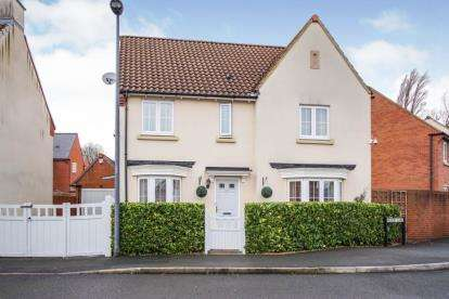 4 Bedrooms Detached House for sale in Hickory Lane, Almondsbury, Bristol, Gloucestershire