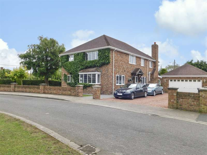 5 Bedrooms Detached House for sale in Church Lane, Chapel St. Leonards, Skegness, PE24 5UJ