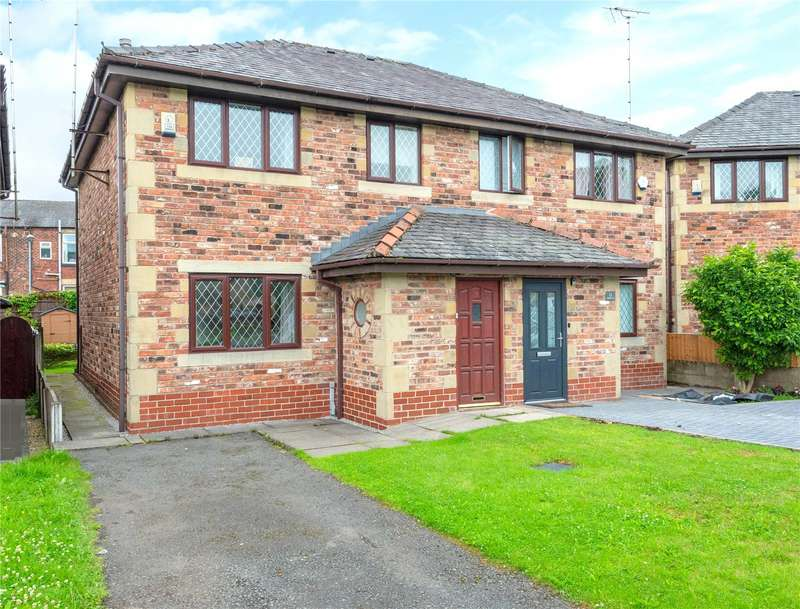 3 Bedrooms Semi Detached House for sale in Woodhill Vale, Bury, Lancashire, BL8