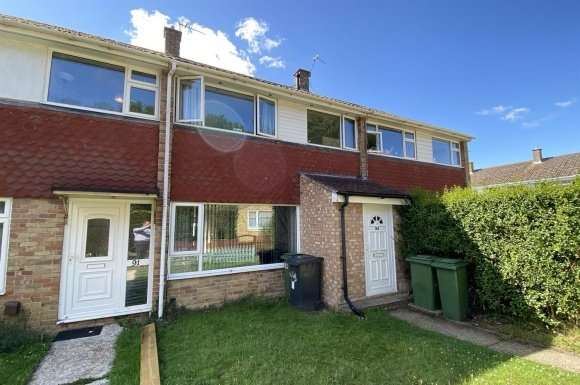 3 Bedrooms Terraced House for sale in Stephens Road, Tadley