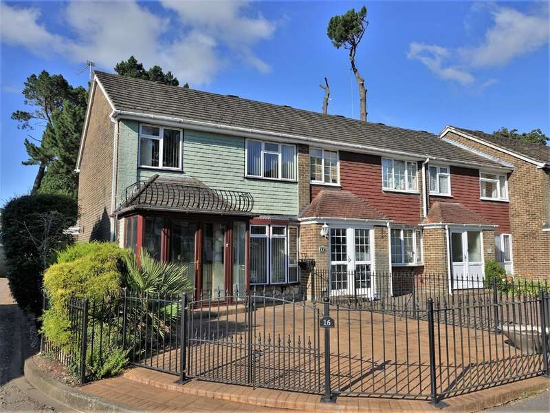 3 Bedrooms End Of Terrace House for sale in Lambourne Close, Dibden Purlieu