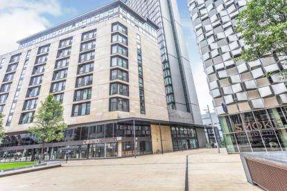 1 Bedroom Flat for sale in City Lofts St. Pauls, 7 St. Pauls Square, Sheffield, South Yorkshire
