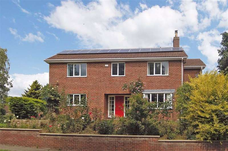 4 Bedrooms Detached House for sale in Forest Drive, Dishforth, North Yorkshire