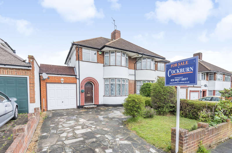 3 Bedrooms Semi Detached House for sale in Molescroft, London, SE9