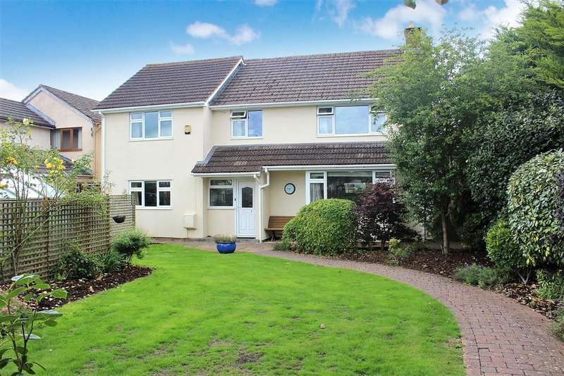 4 Bedrooms Detached House for sale in Prestleigh Road, Evercreech