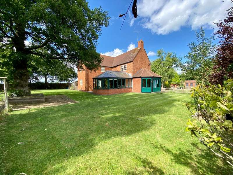 3 Bedrooms Detached House for sale in The Ridgeway, Kilsby, CV23 8UH