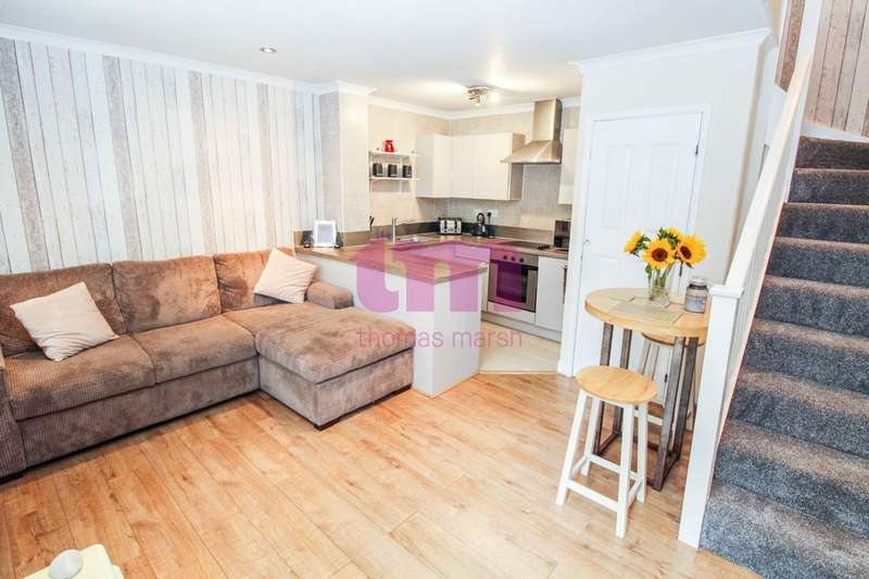 1 Bedroom End Of Terrace House for sale in Broome Place, Aveley