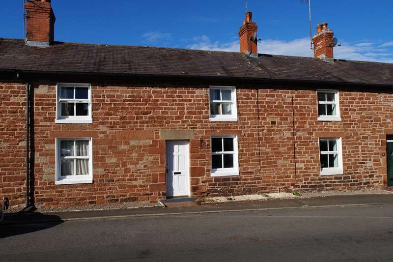 2 Bedrooms Terraced House for sale in Craw Hall, Brampton, CA8