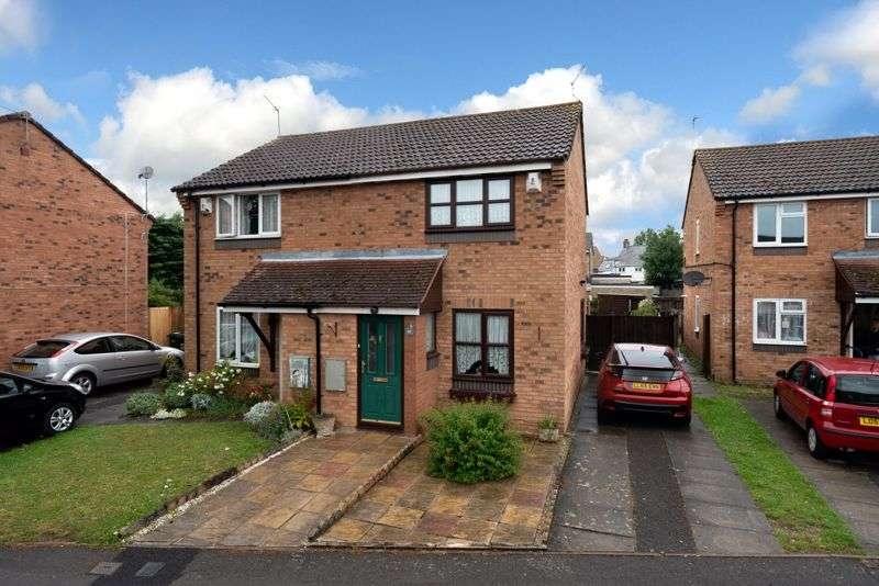 2 Bedrooms Property for sale in Springwell Avenue, Rickmansworth