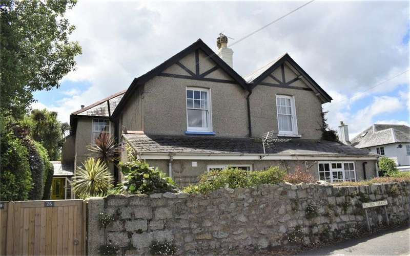 5 Bedrooms Semi Detached House for sale in Falmouth, Cornwall