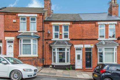 2 Bedrooms Terraced House for sale in Belmont Avenue, Doncaster