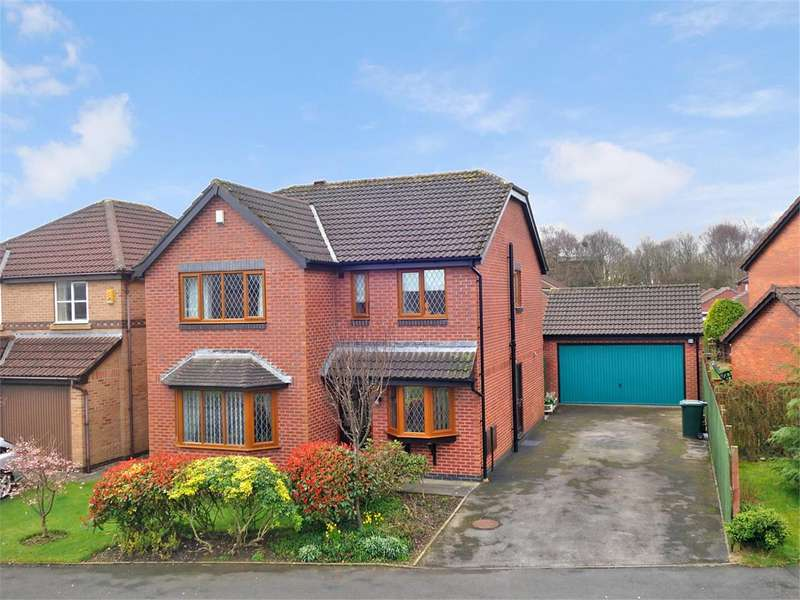 4 Bedrooms Detached House for sale in Roeburn Drive, Morecambe