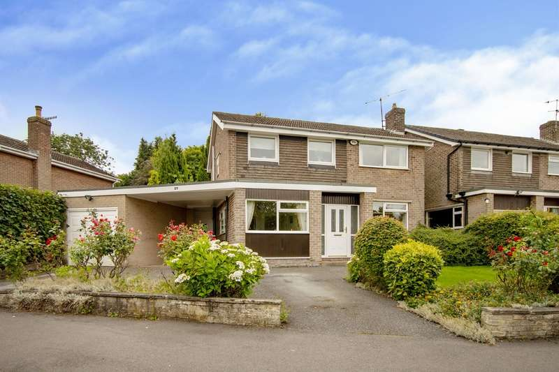 3 Bedrooms Detached House for sale in 57 Quarry Lane, Brincliffe, S11 9EA
