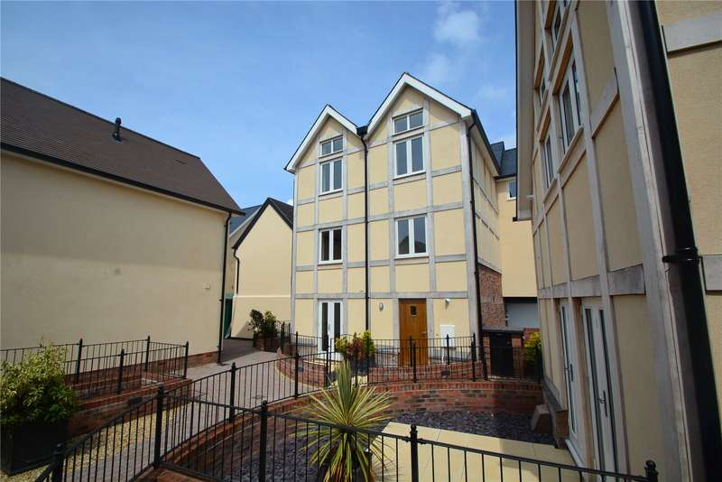 3 Bedrooms House for sale in 6 Steeple Mews, Pepper Lane, Ludlow, Shropshire, SY8