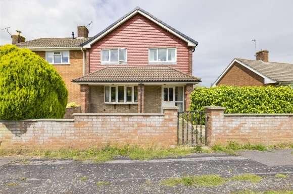 3 Bedrooms Property for sale in Warren Way, Basingstoke