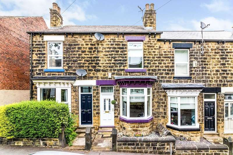 3 Bedrooms House for sale in Shepperson Road, Sheffield, South Yorkshire, S6