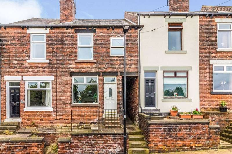 4 Bedrooms House for sale in Morley Street, Sheffield, South Yorkshire, S6