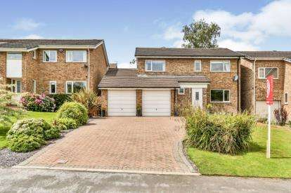 4 Bedrooms Detached House for sale in Rosamond Avenue, Sheffield, South Yorkshire