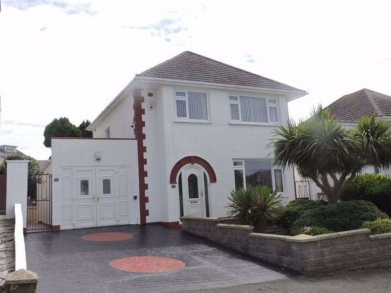 3 Bedrooms Detached House for sale in Heol Dewi, Fishguard