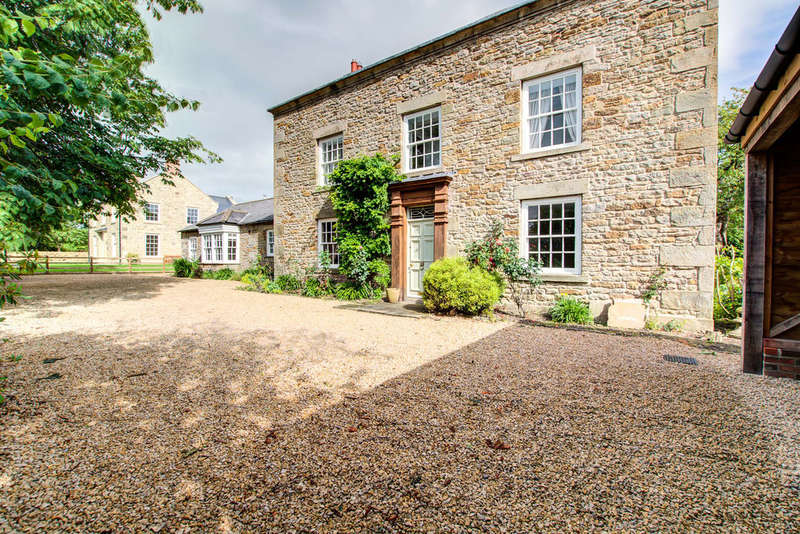 4 Bedrooms Detached House for sale in Slaley, Hexham