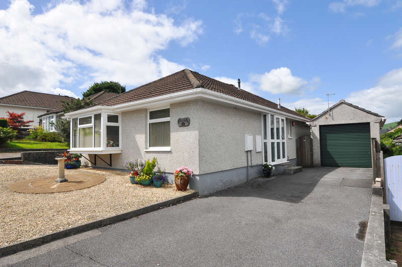 2 Bedrooms Detached Bungalow for sale in Brakefield, South Brent