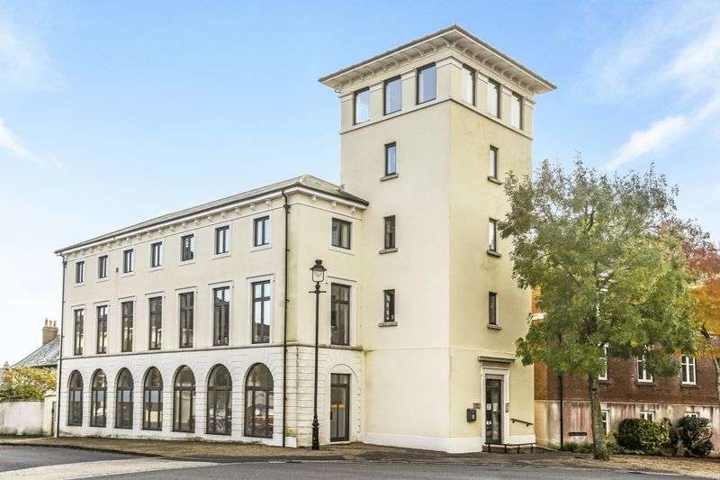 3 Bedrooms Property for sale in Penthouse, Poundbury, DT1