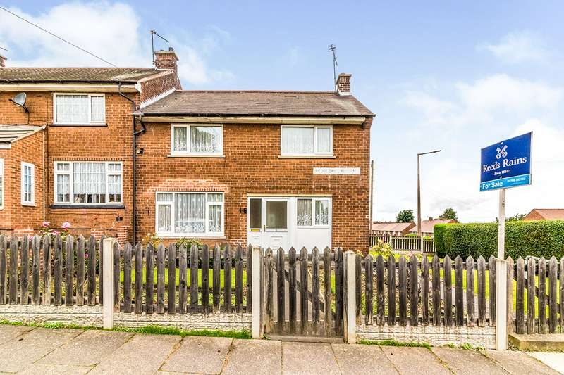 3 Bedrooms House for sale in Redscope Crescent, Kimberworth Park, Rotherham, South Yorkshire, S61