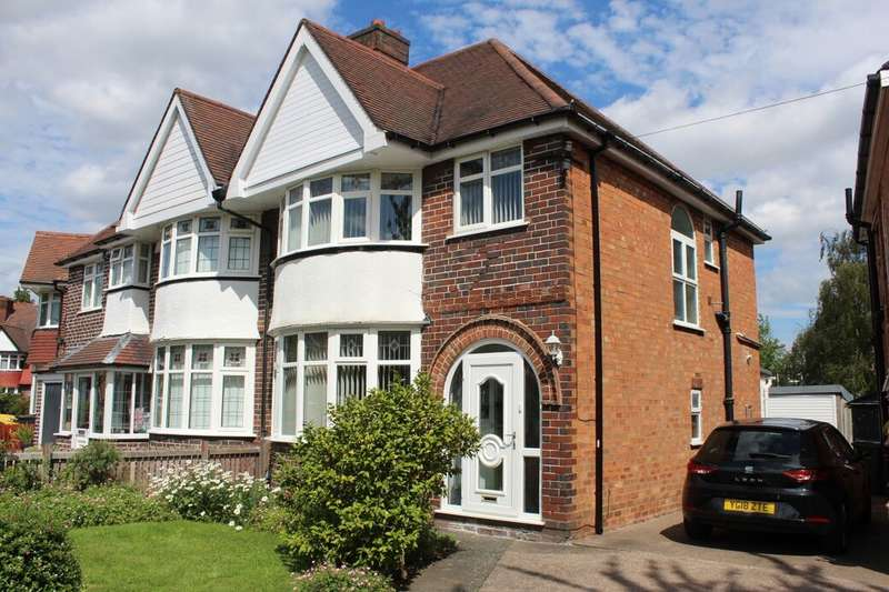 3 Bedrooms Semi Detached House for sale in Charminster Avenue, Birmingham, B25
