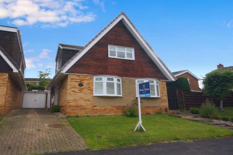 3 Bedrooms Detached House for sale in Farndale Drive, Guisborough, TS14