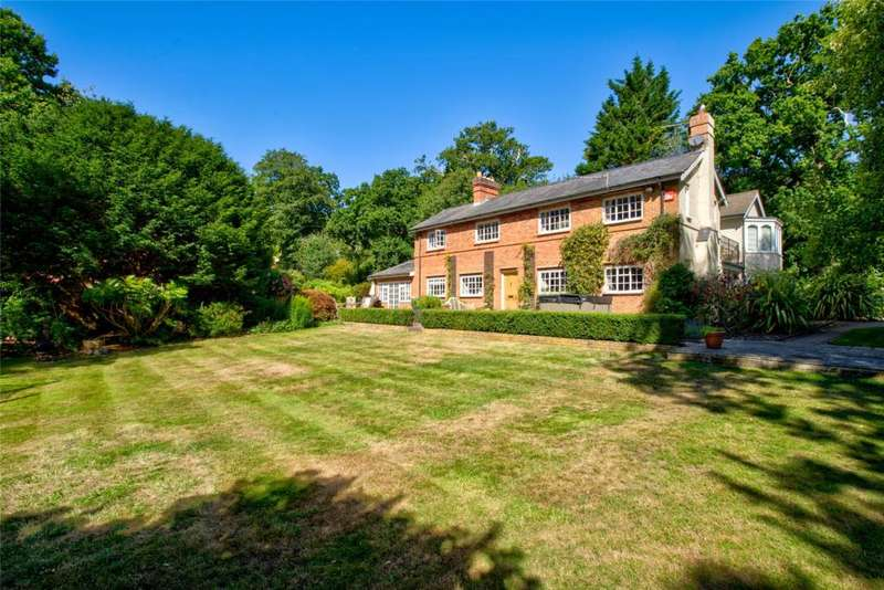 6 Bedrooms Detached House for sale in Hollybank Lane, Emsworth, Hampshire, PO10