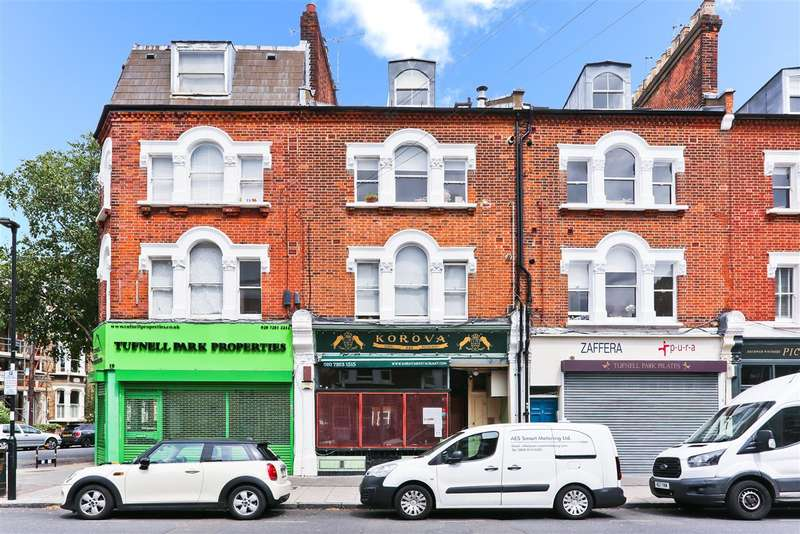 Commercial Property for sale in Campdale Road, London