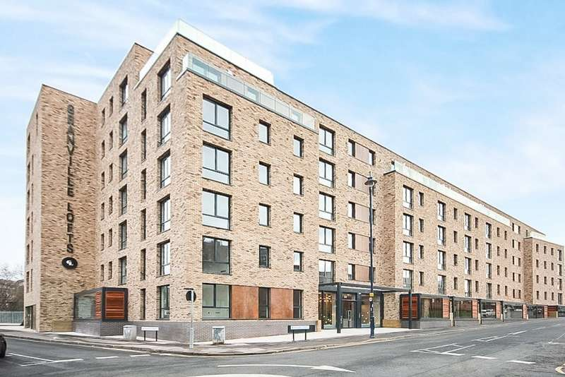 Property for rent in Granville Lofts, Holliday Street, Birmingham, B1