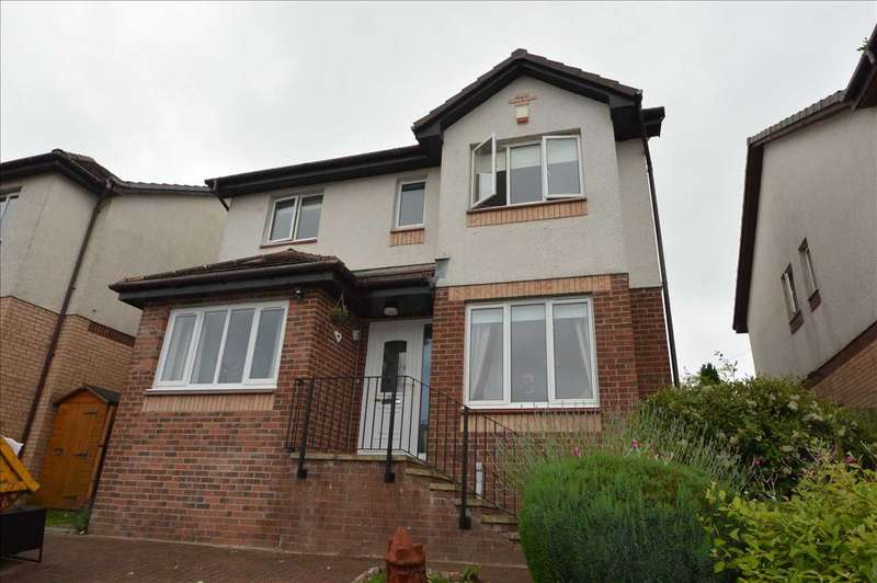 4 Bedrooms Detached House for sale in Campsie View, Cambuslang
