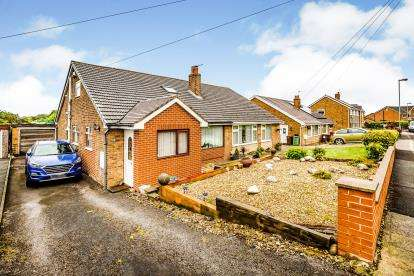 4 Bedrooms Bungalow for sale in Athold Drive, Ossett, Wakefield, West Yorkshire