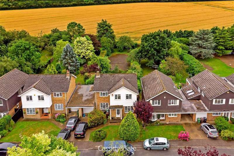 4 Bedrooms Property for sale in Corder Close, St Albans, Hertfordshire - AL3 4NH