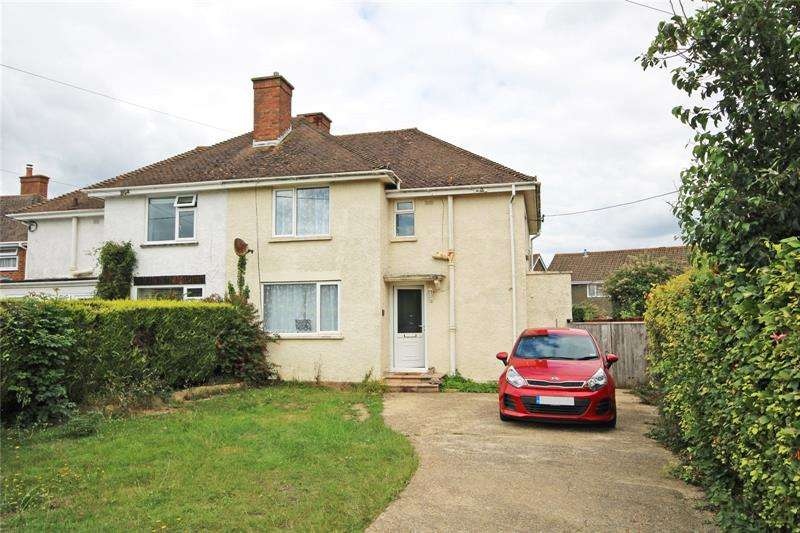 3 Bedrooms Semi Detached House for sale in Lower Ashley Road, New Milton, Hampshire, BH25