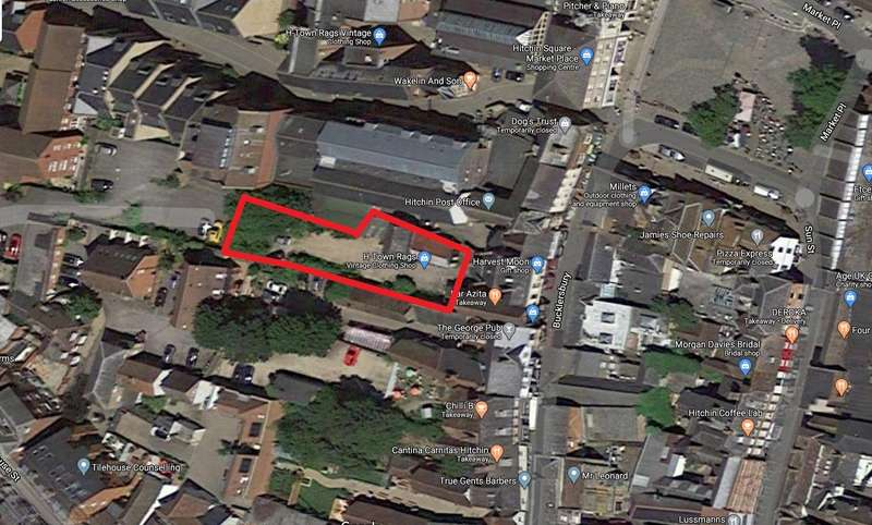 Land Commercial for sale in Bucklersbury, Hitchin, Hertfordshire, SG5
