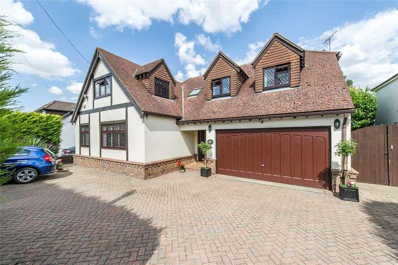 3 Bedrooms Detached House for sale in Edwin Road, Wigmore, Rainham, Kent, ME8