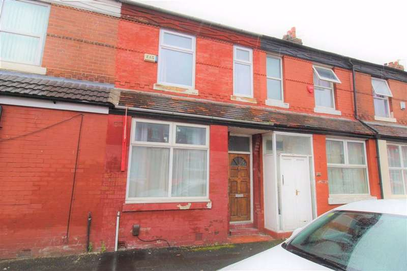 2 Bedrooms Terraced House for sale in Rawcliffe Street, Manchester