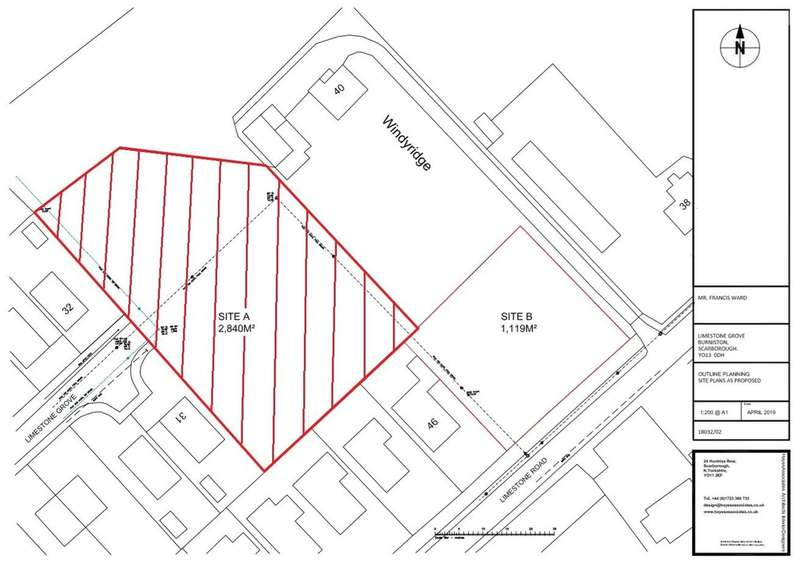 Land Commercial for sale in Limestone Grove, Burniston
