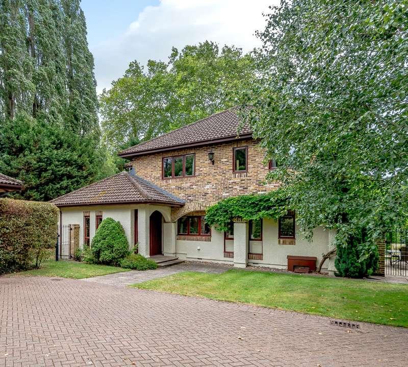 5 Bedrooms Detached House for sale in Fairmile Heights, Fairmile Park Road, Cobham, KT11