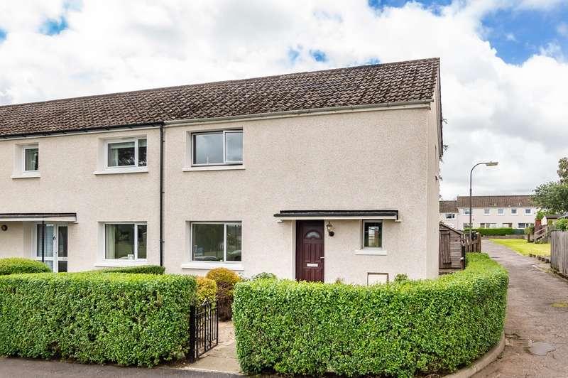 2 Bedrooms End Of Terrace House for sale in Strandhead, Stewarton, Kilmarnock, KA3
